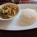 Spice and Rice Keaw Wan Green Curry