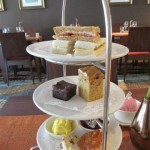 Squares Afternoon Tea