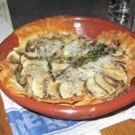 Jamie's Italian Baked Mushrooms