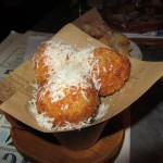 Jamie's Italian Stuffed Risotto Balls