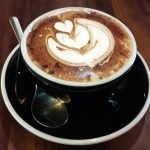 The Travel Cafe Hot Chocolate