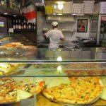 Antico Forno Pizza Counter