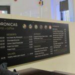 Andronicas Menu