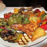 Andy's Taverna Vegetable Platter