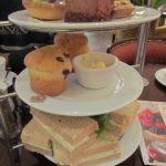 Caffe Concerto Afternoon Tea