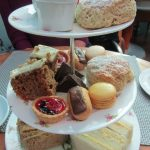 The Colonnade Afternoon Tea