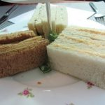 The Colonnade Finger Sandwiches
