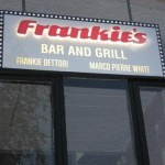 Frankie's bar and grill