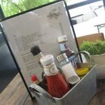 Serpentine Bar and Kitchen menu