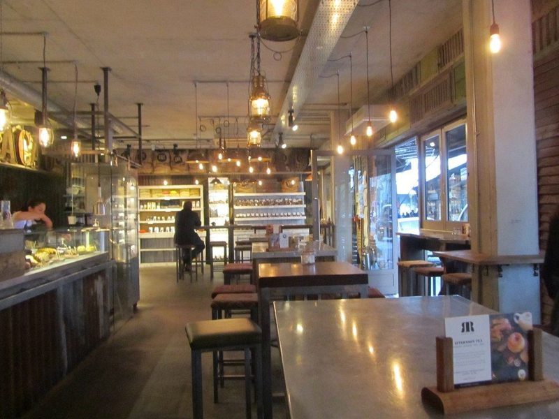 Hotel Chocolat Restaurant London