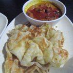 Roti King Roti Canai with Curry Fish